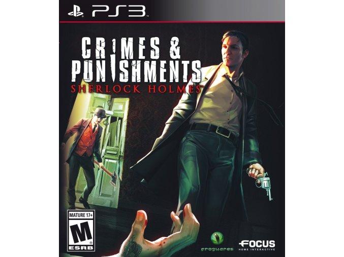 PS3 Sherlock Holmes: Crimes & Punishments