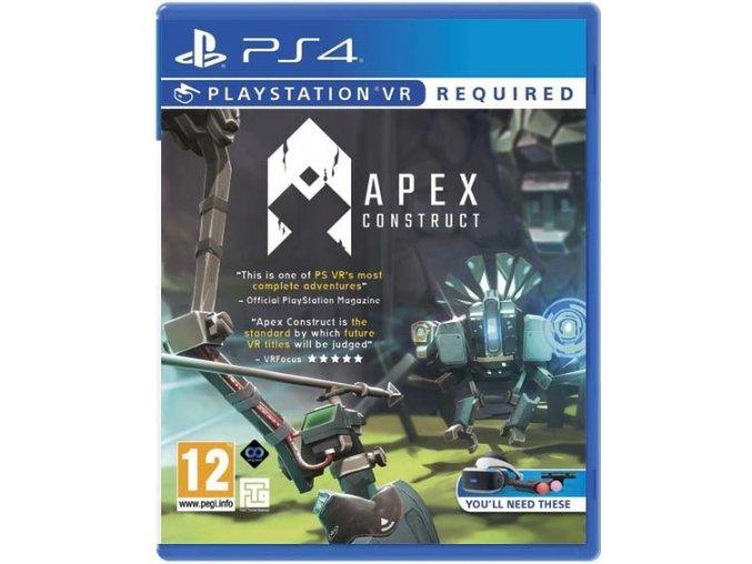 PS4 Apex Construct VR