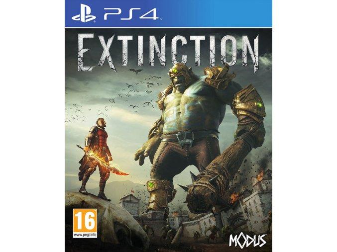 PS4 Extinction