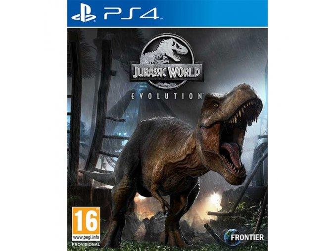 PS4 Jurassic World: Evolution