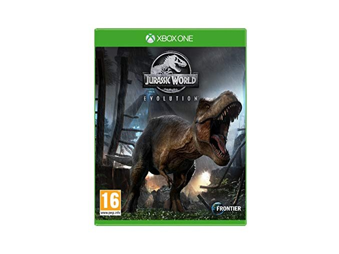 Xbox One Jurassic World: Evolution