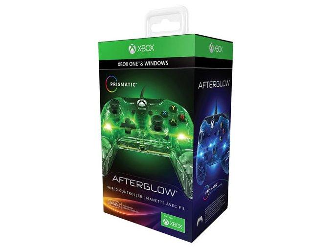 PDP Xbox One drátový ovladač Prismatic