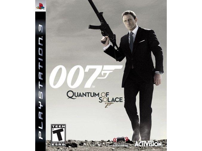 PS3 007: Quantum of Solace
