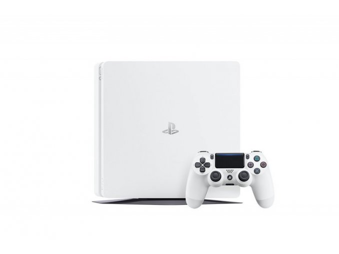 Playstation 4 Slim 500 GB Glacier White