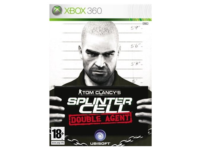 Xbox 360 Tom Clancy's Splinter Cell: Double Agent