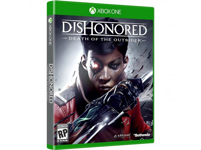 Xbox One Dishonored: Death of the Outsider
