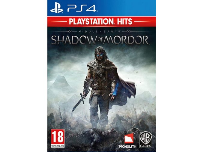 PS4 Middle Earth: Shadow of Mordor