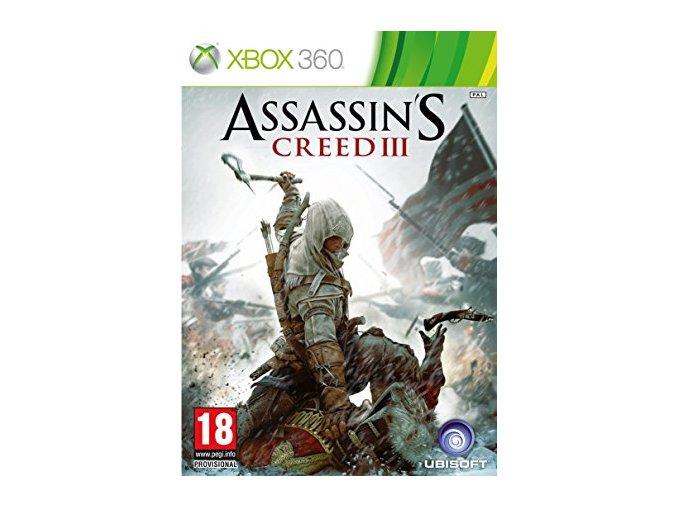 Xbox 360 Assassin's Creed 3