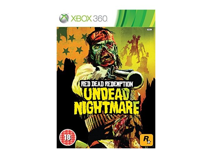 Xbox 360 Red Dead Redemption: Undead Nightmare