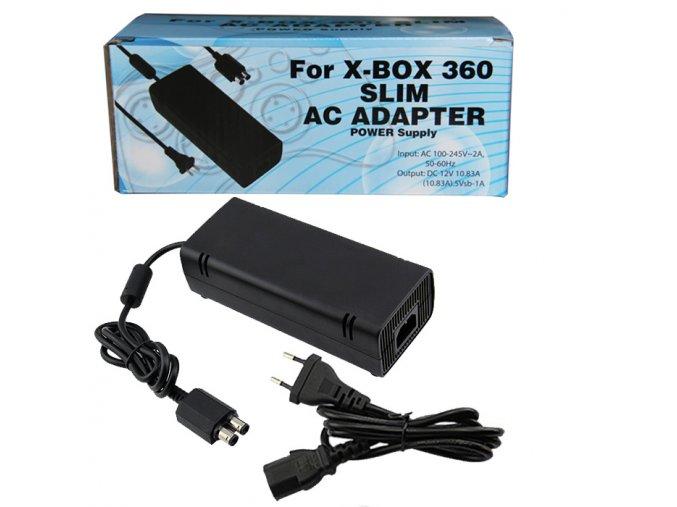 AC adaptér Xbox 360 Slim