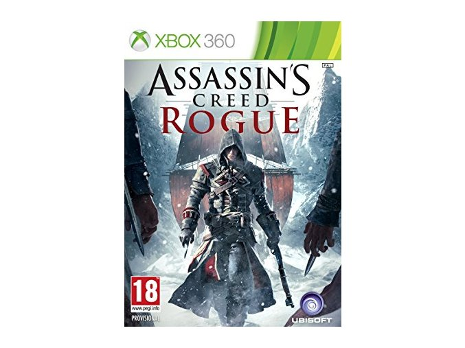 Xbox 360 Assassin's Creed: Rogue