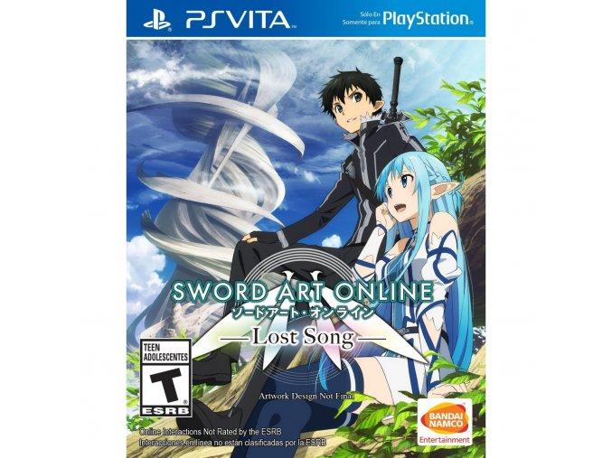 PS4 Sword ART Online: Lost Song