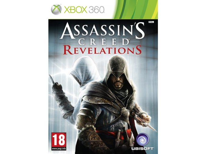 Xbox 360 Assassin's Creed: Revelations