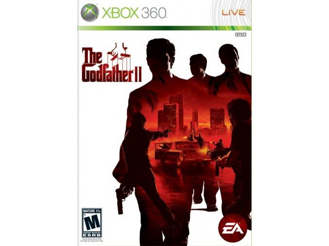 Xbox 360 The Godfather 2