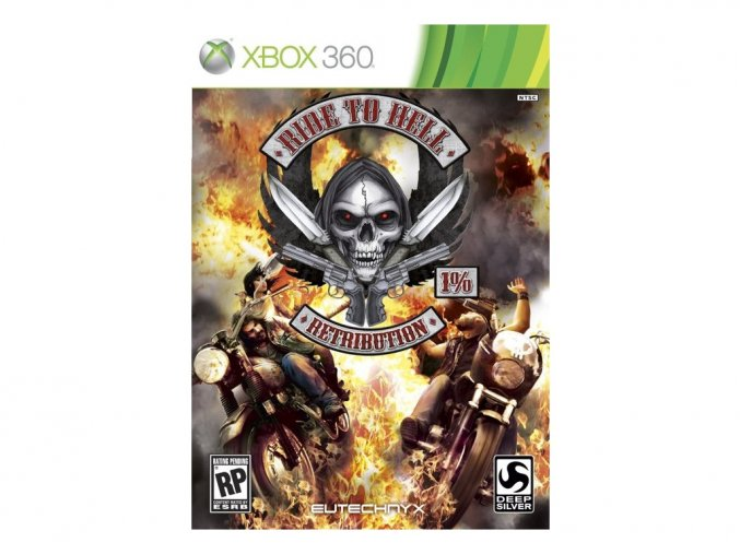 Xbox 360 Ride to Hell: Retribution