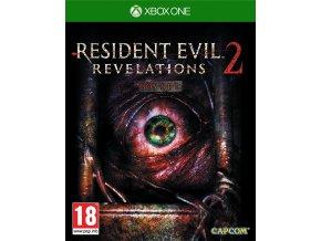 Xbox One Resident Evil: Revelations 2