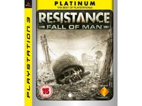 PS3 Resistance: Fall of Man