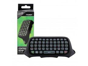 Xbox 360 Chatpad | Bezdrátová klávesnice k ovladači