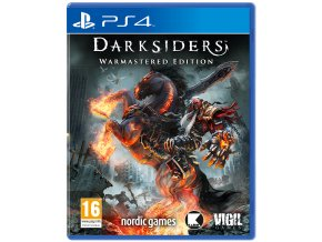 PS4 Darksiders Warmastered Edition