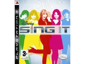 PS3 Disney Sing It!