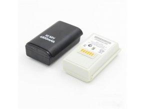 Nabíjecí akumulátor baterie Xbox 360