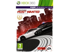 Xbox 360 Need for Speed: Most Wanted 2
