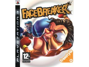 PS3 FaceBreaker