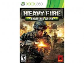Xbox 360 Heavy Fire: Shattered Spear