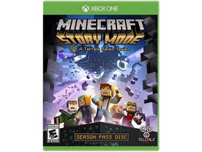 Xbox One Minecraft: Story Mode
