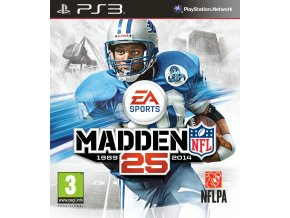 PS3 Madden NFL 25