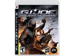 PS3 G.I. Joe The Rise of Cobra