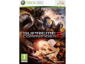 Xbox 360 Supreme Commander 2