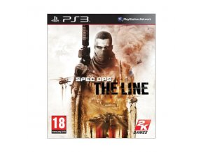 PS3 Spec OPS: The Line