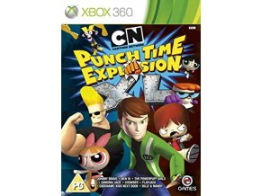 Xbox 360 Cartoon Network: Punch Time Explosion XL