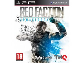 PS3 Red Faction: Armageddon