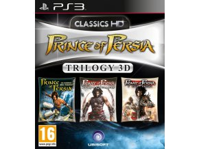 PS3 Prince of Persia Trilogy