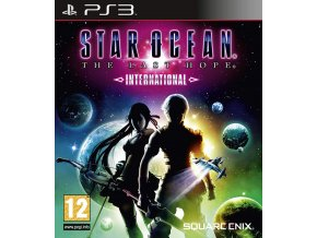 PS3 Star Ocean: The Last Hope - International