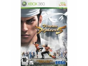 Xbox 360 Virtua Fighter 5