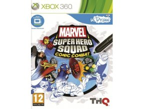 Xbox 360 Marvel Super Hero Squad: Comic Combat