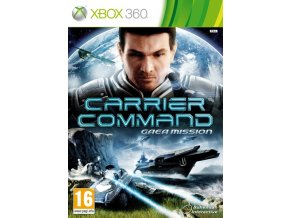 Xbox 360 Carrier Commando Gaea Mission