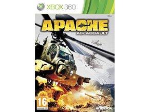Xbox 360 Apache AIR Assault