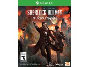 Xbox One Sherlock Holmes: The Devils Daughter
