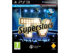 PS3 TV SuperStars