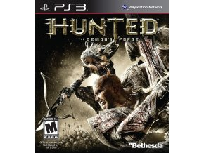 PS3 Hunted: The Demons Forge