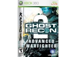 Xbox 360 Tom Clancy's Ghost Recon: Advanced Warfighter 2