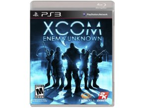 PS3 XCOM: Enemy Unknown