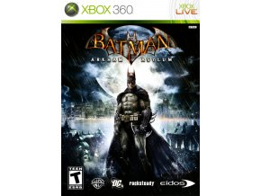 Xbox 360 Batman: Arkham Asylum