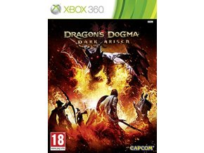 Xbox 360 Dragon´s Dogma: Dark Arisen