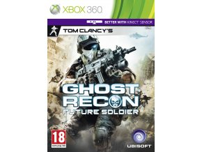 Xbox 360 Tom Clancy's Ghost Recon: Future Soldier