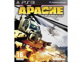 PS3 Apache: Air Assault